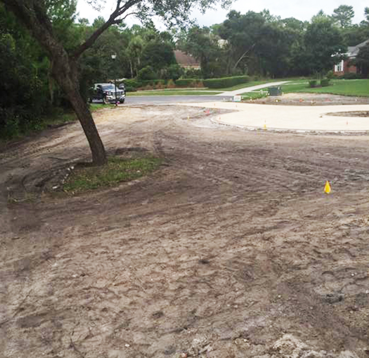 Murphy's Sod - Before project